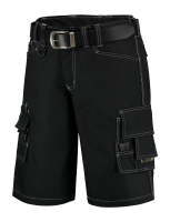 Tricorp 502006 Werkbroek Canvas Kort - Black