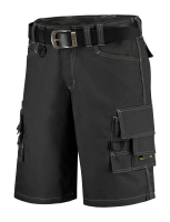 Tricorp 502006 Werkbroek Canvas Kort - Darkgrey