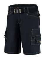 Tricorp 502006 Werkbroek Canvas Kort - Navy