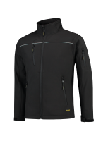 Tricorp 402006 Softshell Luxe - Black