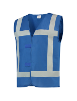 Tricorp 453004 Vest Reflectie - Royalblue