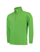 Tricorp 301010 Sweater Ritskraag - Lime