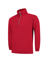 Tricorp 301010 Sweater Ritskraag - Red