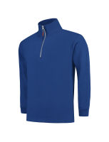 Tricorp 301010 Sweater Ritskraag - Royalblue