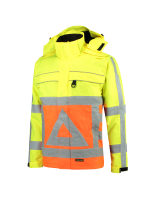 Tricorp 403001 Parka Verkeersregelaar - Fluor Orange-Yellow