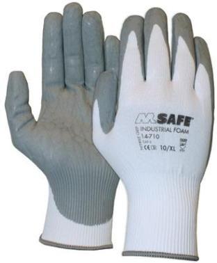 eeafd93f031b17 M-Safe Industrial Foam 14-710 handschoen - Safety Nation B.V.